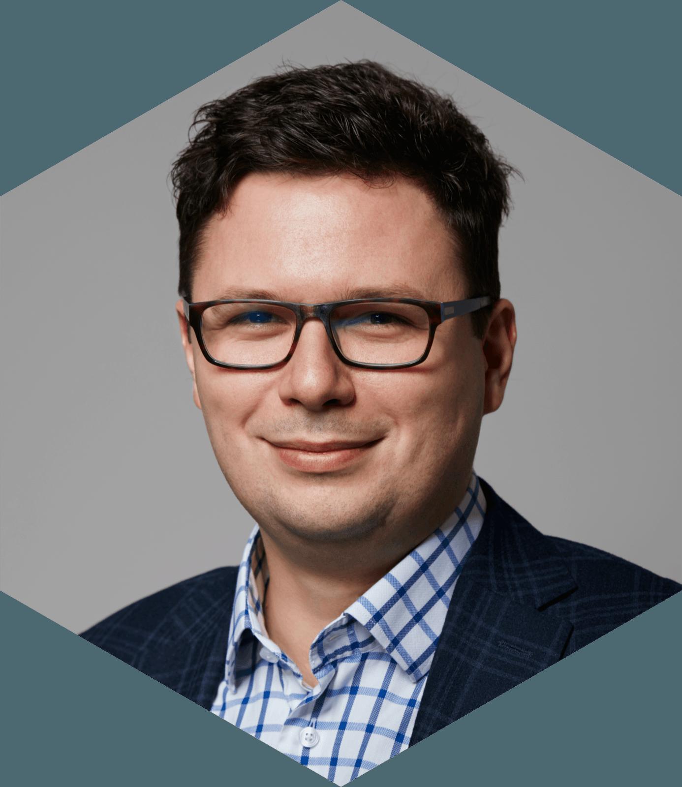 Michał Lach- Prezes Zarządu