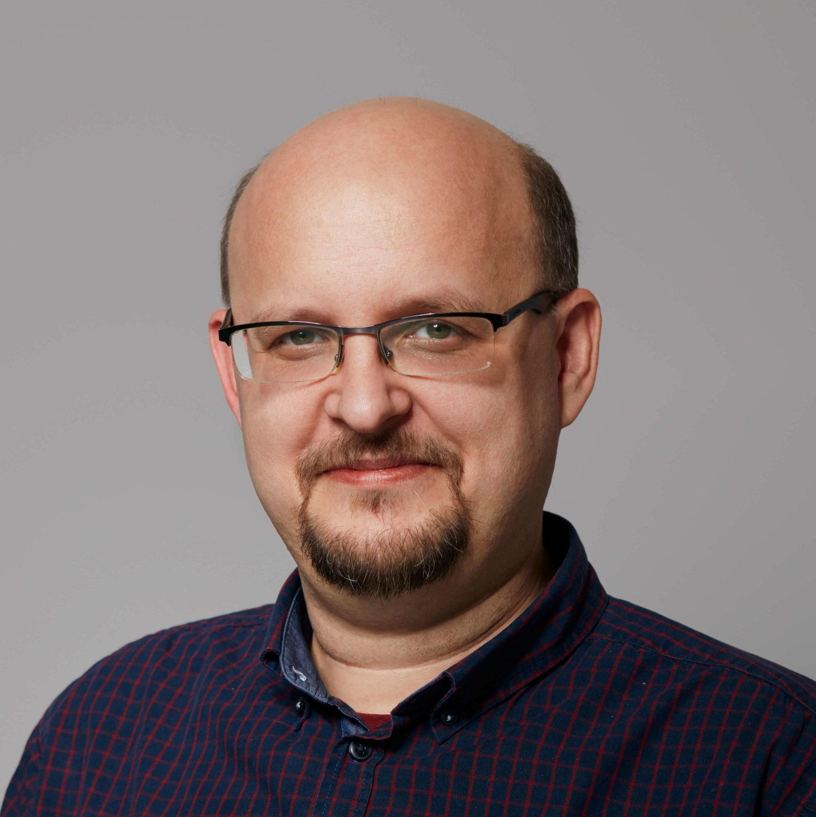 Jarosław Dyaczyński- zapewnienie infrastruktury