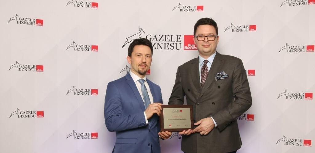 gazela biznesu 2017 dla eq system