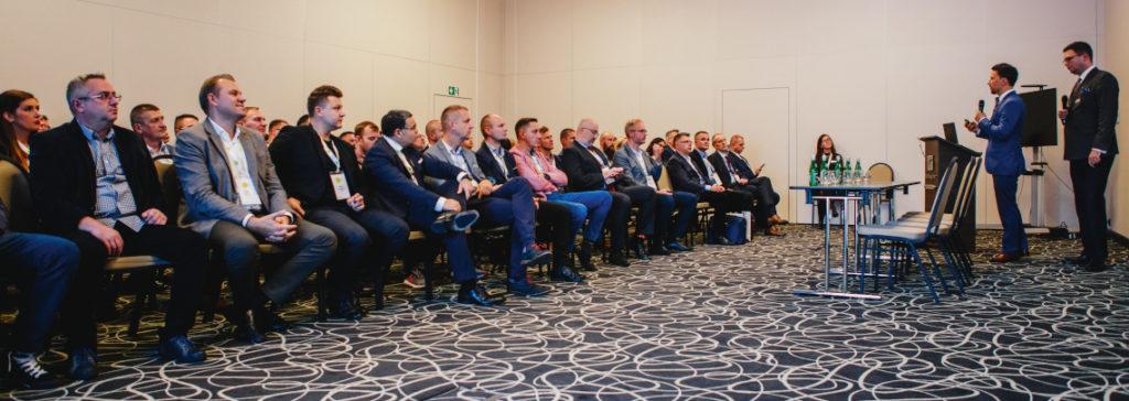 konferencja Efektywni w biznesie